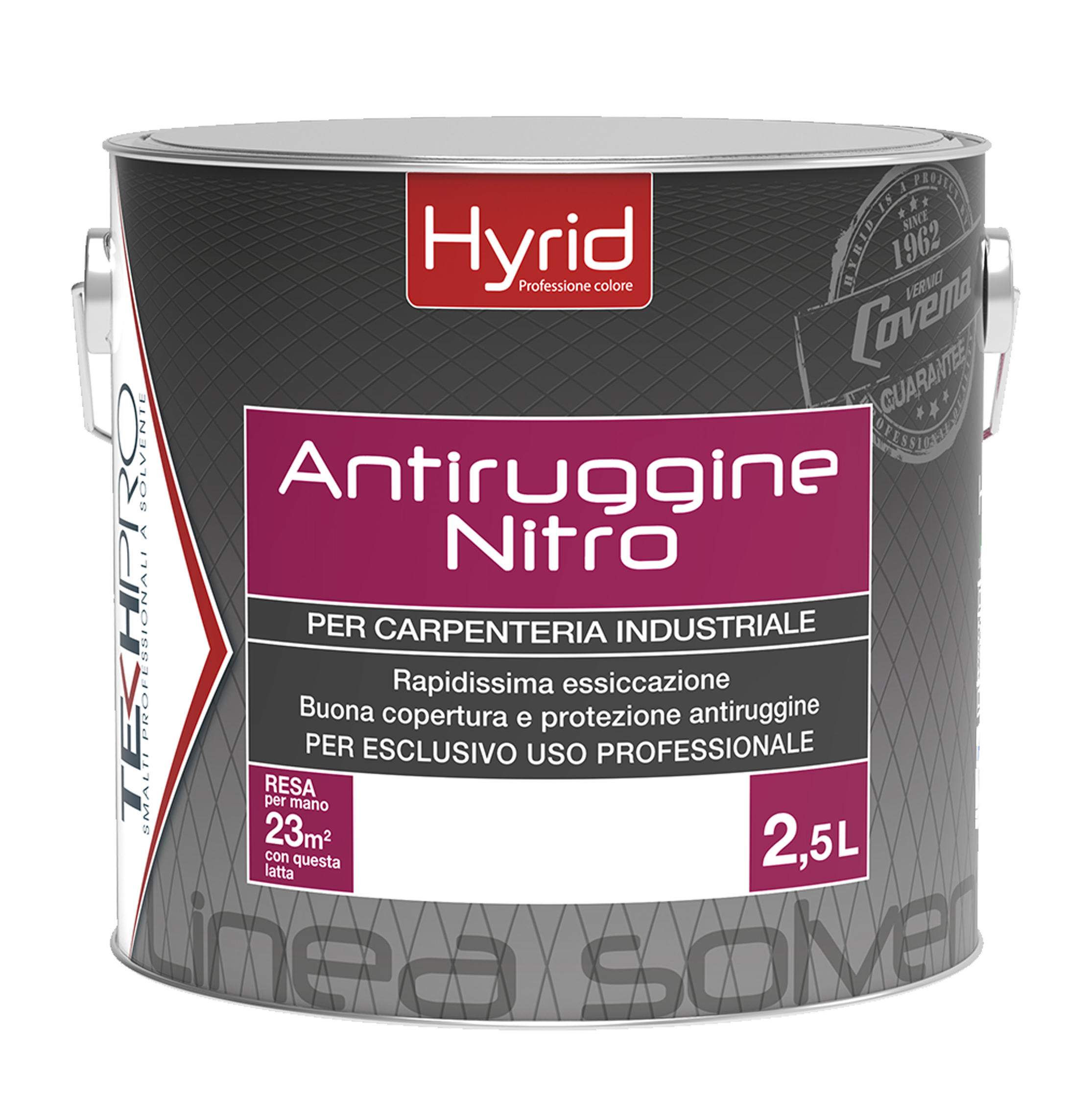 Hyrid Antiruggine Nitro
