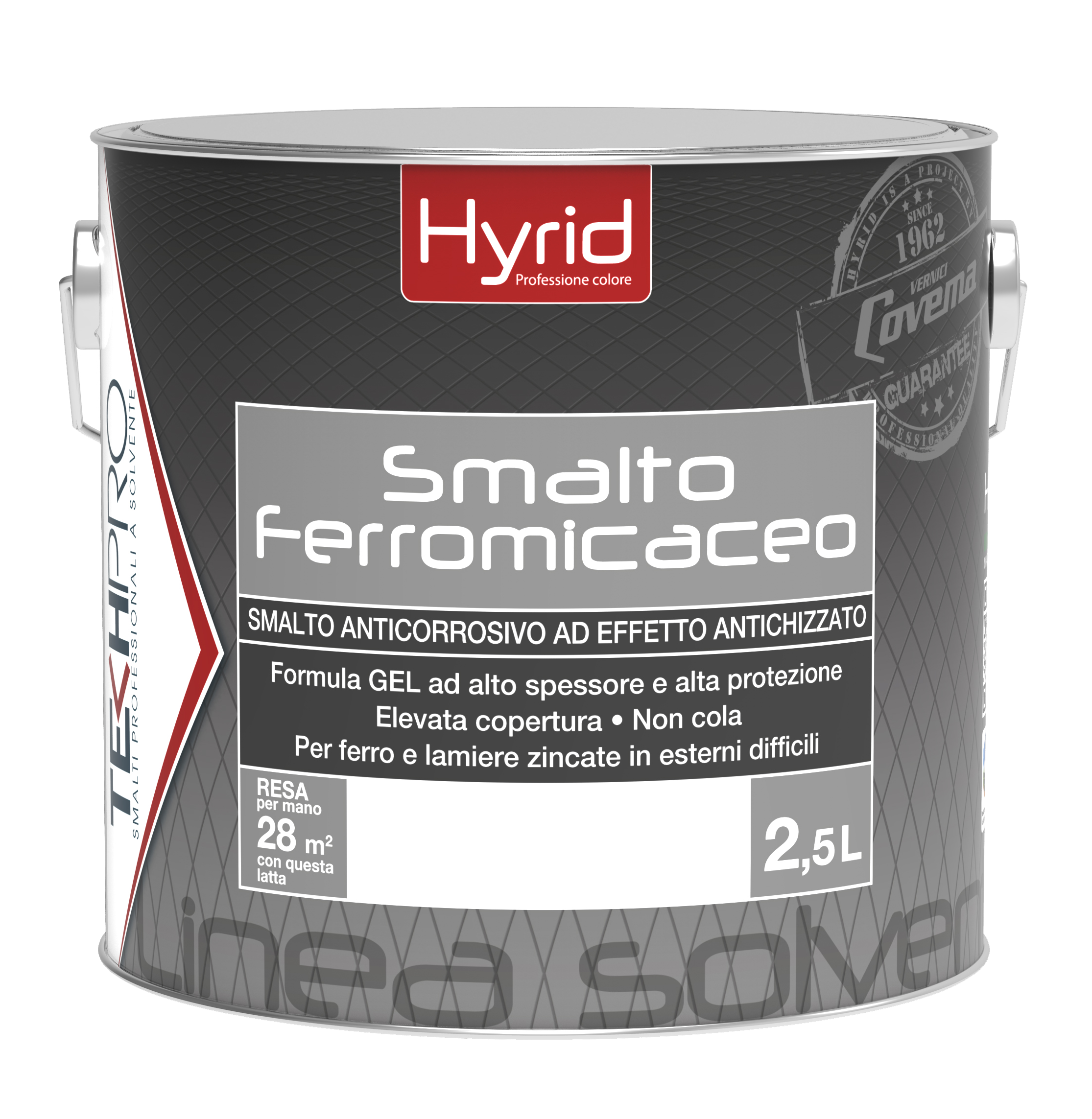 Hyrid Smalto Ferromicaceo
