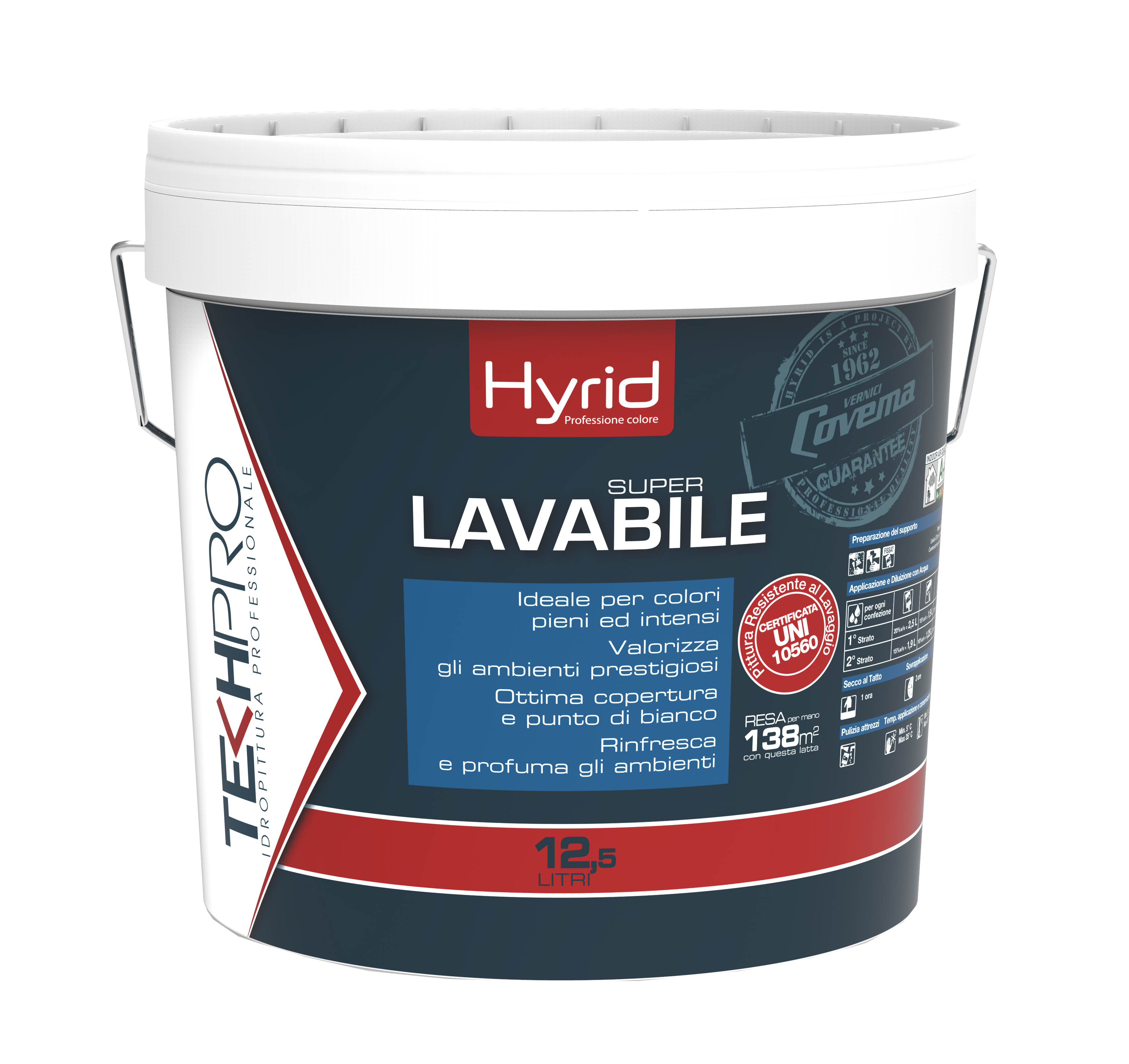 Hyrid Super Lavabile