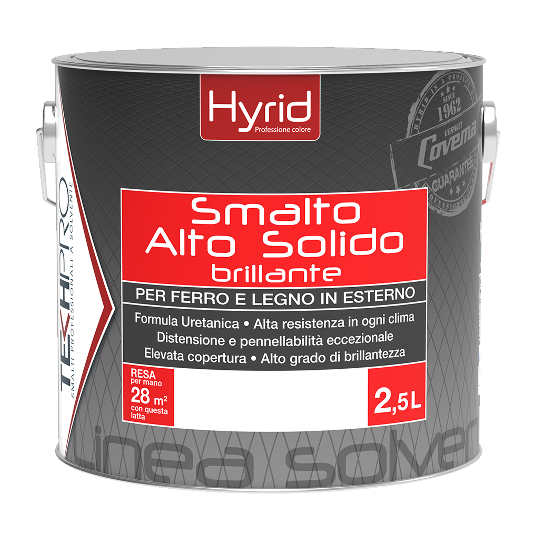 Hyrid Smalto Alto Solido Brillante